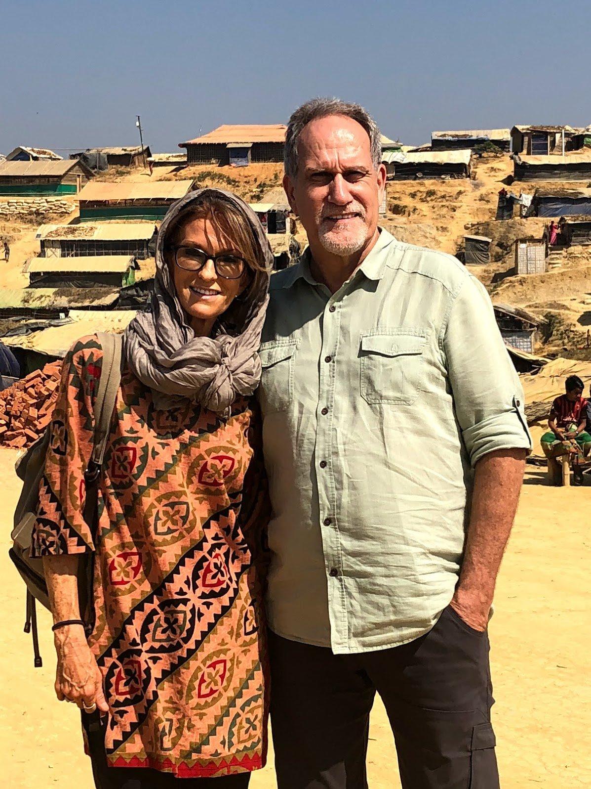Brad & Joyce