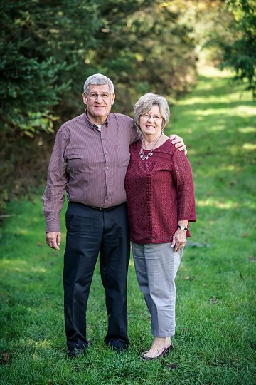 John & Shirley Corley