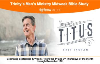 Men's Midweek Bible Study