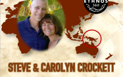 Stephen and Carolyn Crockett, Missionaries to Papua Indonesia